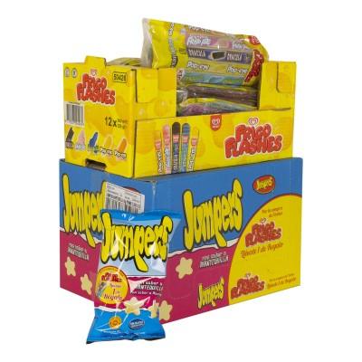 Promo Caja Jumpers y Caja...