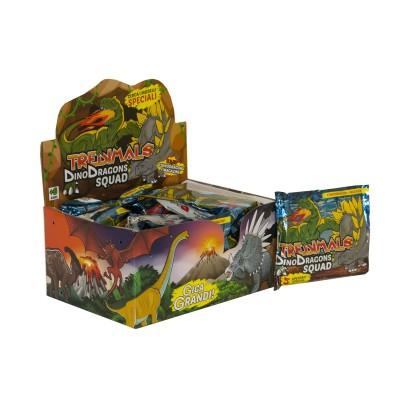 Dinodragons Squad Tredimals...