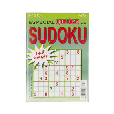 Quiz esp.sudoku  - No 228