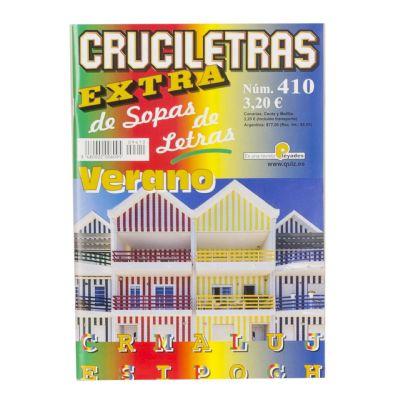 Cruciletras extra  - No 420
