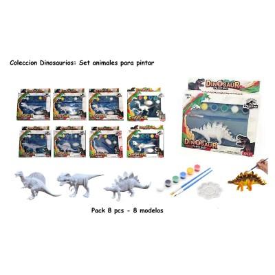 Set Animales Dinosaurios...