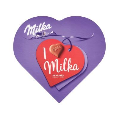 I Love Milka Praliné 165 g....