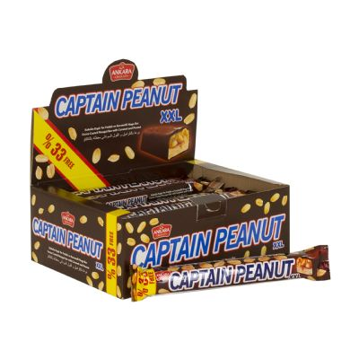 Chocolatina Captain Peanut...