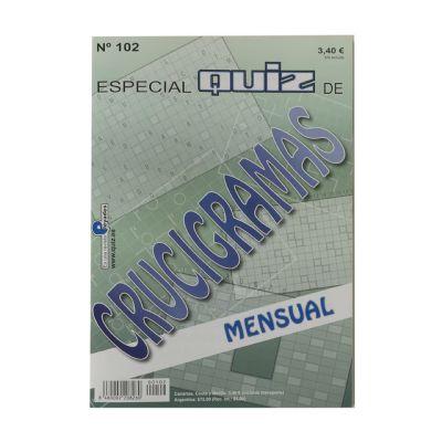 Quiz Especial Crucigramas -...