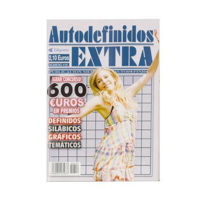 Extra Autodefinidos - No 428