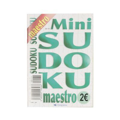 Sudoku Mini Maestro - No 183