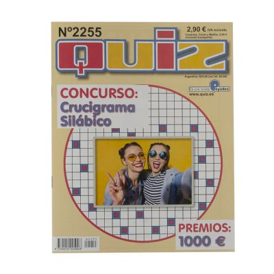 Quiz - No 2329