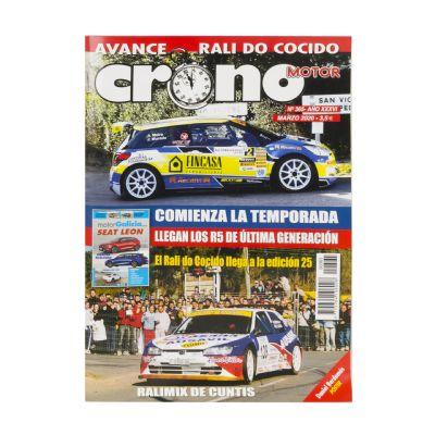 Crono Motor - No 379