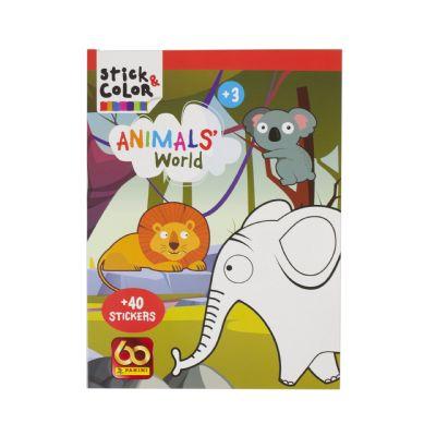 Stick&Color Animal`s World...