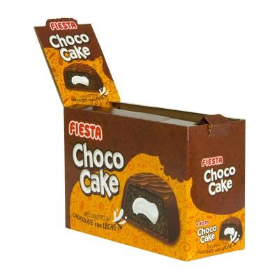 Choco cake.