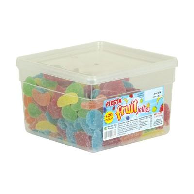 Gominolas fruit jellies.
