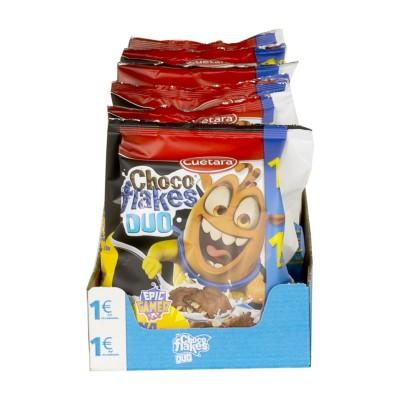 Galleta Choco flakes dúo de...