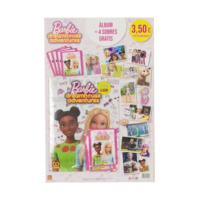 Cartón Colección Barbie...