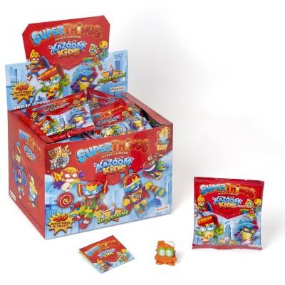 One Pack Kazoom Superthings...