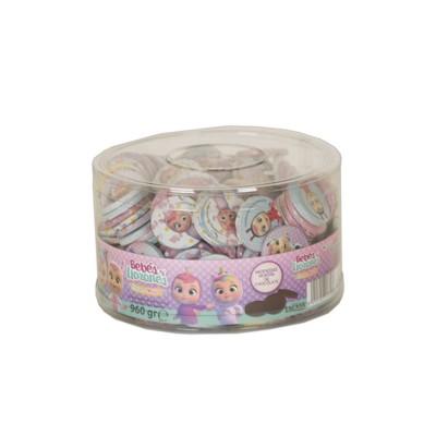 Monedas de chocolate Bebés...