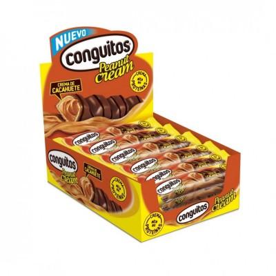 Barras Conguito Peanut...