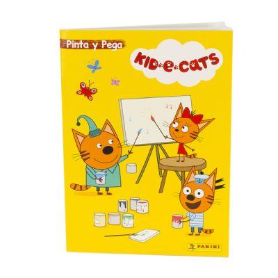 Kid-E-Cats Pinta y Pega -...