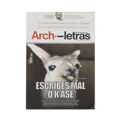 Archiletras  - No 13