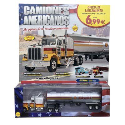 Camiones Americanos 1/43 -...