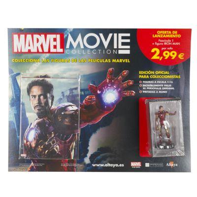 Marvel Movie Figurines - No 16