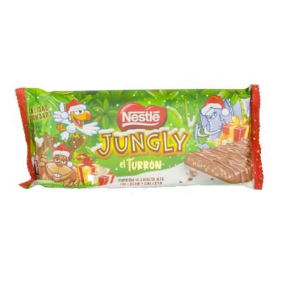 Tableta de Turrón Jungly de...