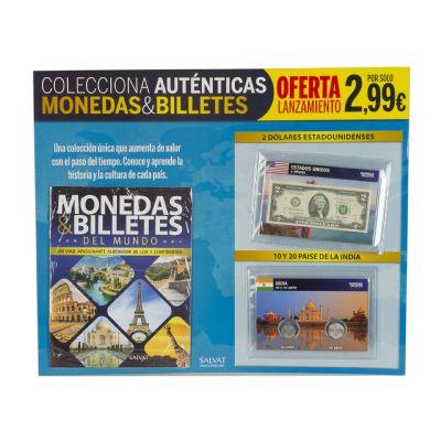 Monedas y Billetes Del...