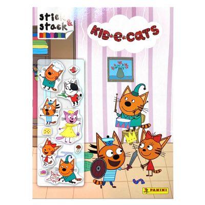 Stick&Stack Kid-e-Cats - No...
