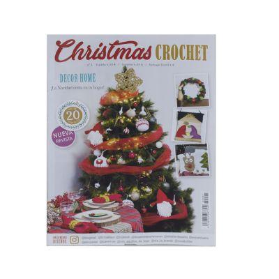 Christmas Crochet - No 1