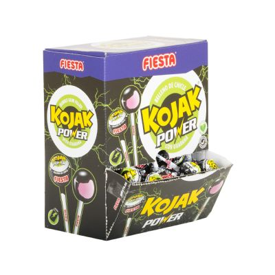 Kojak power con guarana 100...
