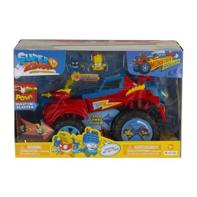 Monster Roller Superzings...