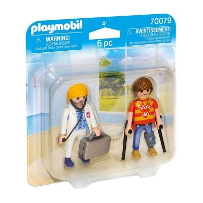 Duopack Doctor y Paciente...