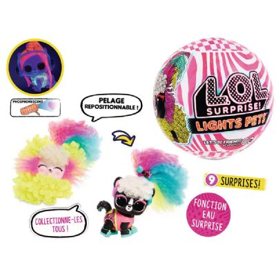 L.O.L. Lights Pets Giochi