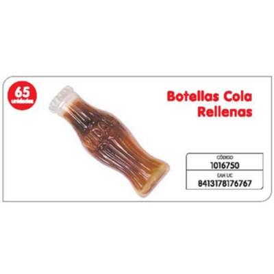 Gominolas botellas cola...