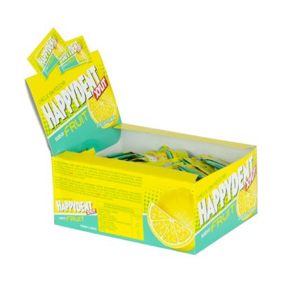 Chicle Happydent limón 200...