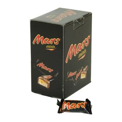 Chocolate Mars mini.