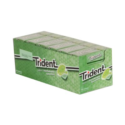Chicle Trident fresh...