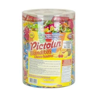 Caramelos pictolin masticable.