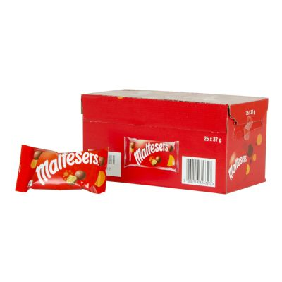 Chocolate Maltesers.