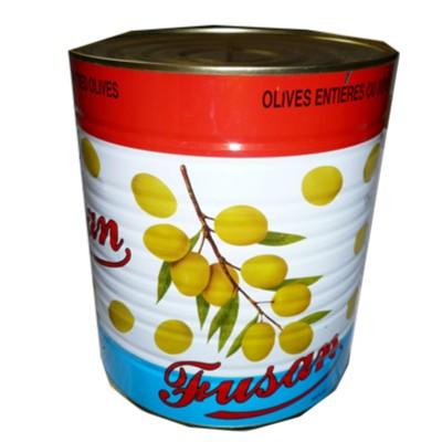 Aceitunas fusan sabor anchoa.