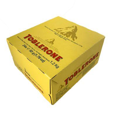 Chocolate Toblerone.