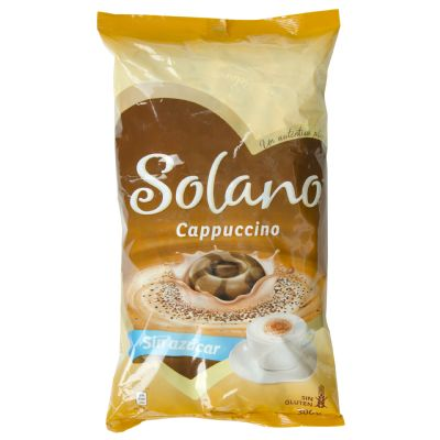 Caramelos Solano capuchino.