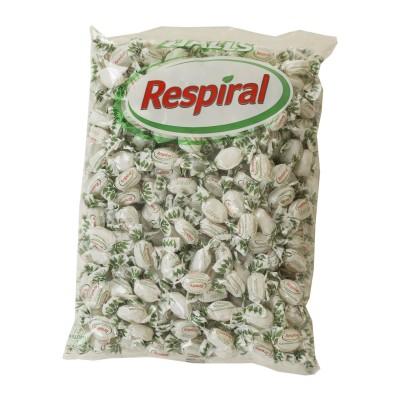Caramelos Respiral mentol.
