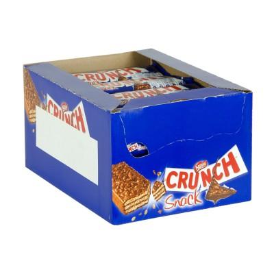 Chocolate snack crunch.