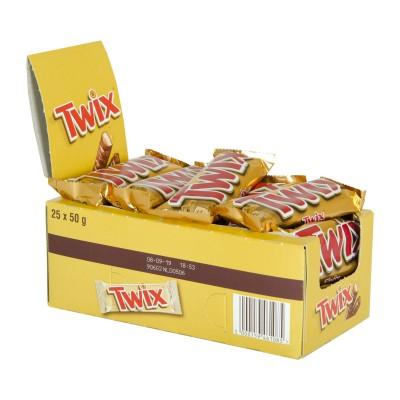 Chocolate Twix.