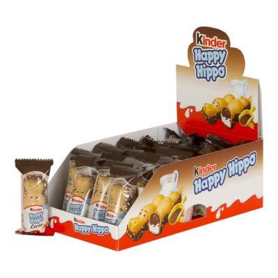Kinder Happy Hippo Cacao 28...