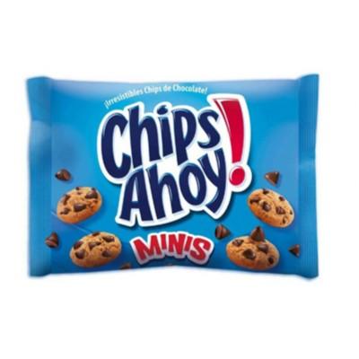 Galletas mini chips ahoy.