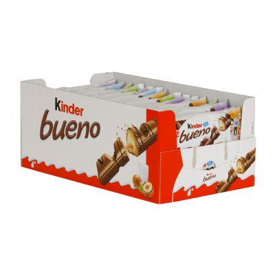 Chocolate Kinder Bueno.