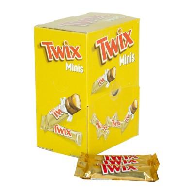 Chocolate Twix mini.