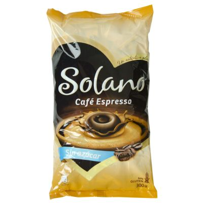 Caramelos Solano cafe.