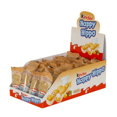kinder happy hippo.